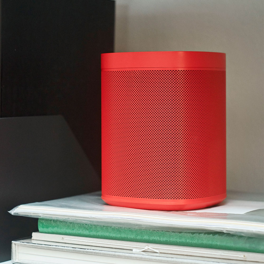 HAY-Sonos-One-Limited-Edition-Collection-Red