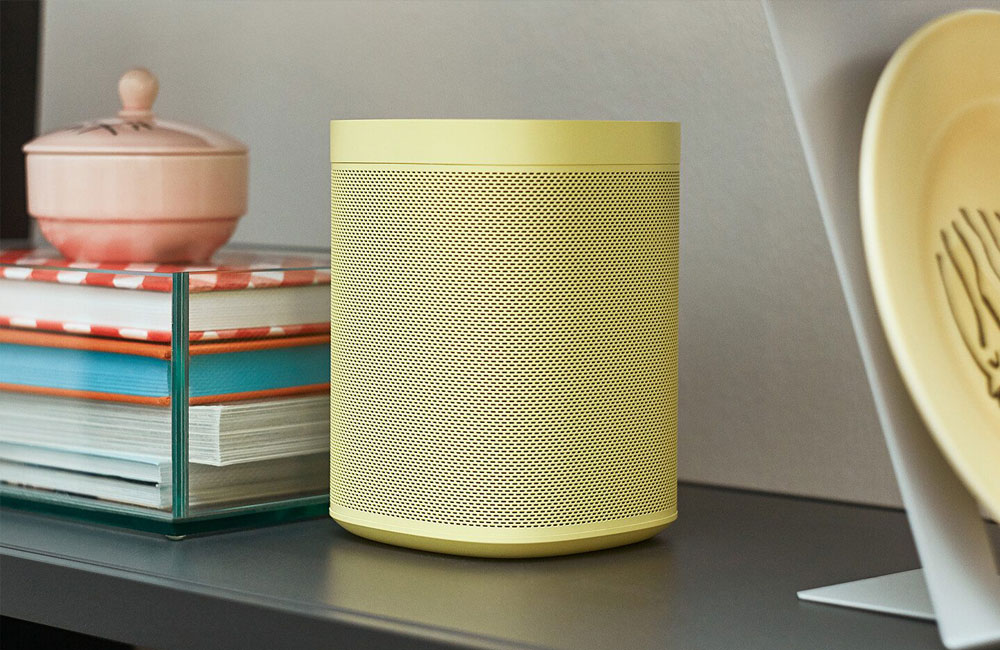 HAY-Sonos-One-Limited-Edition-Collection-Yellow