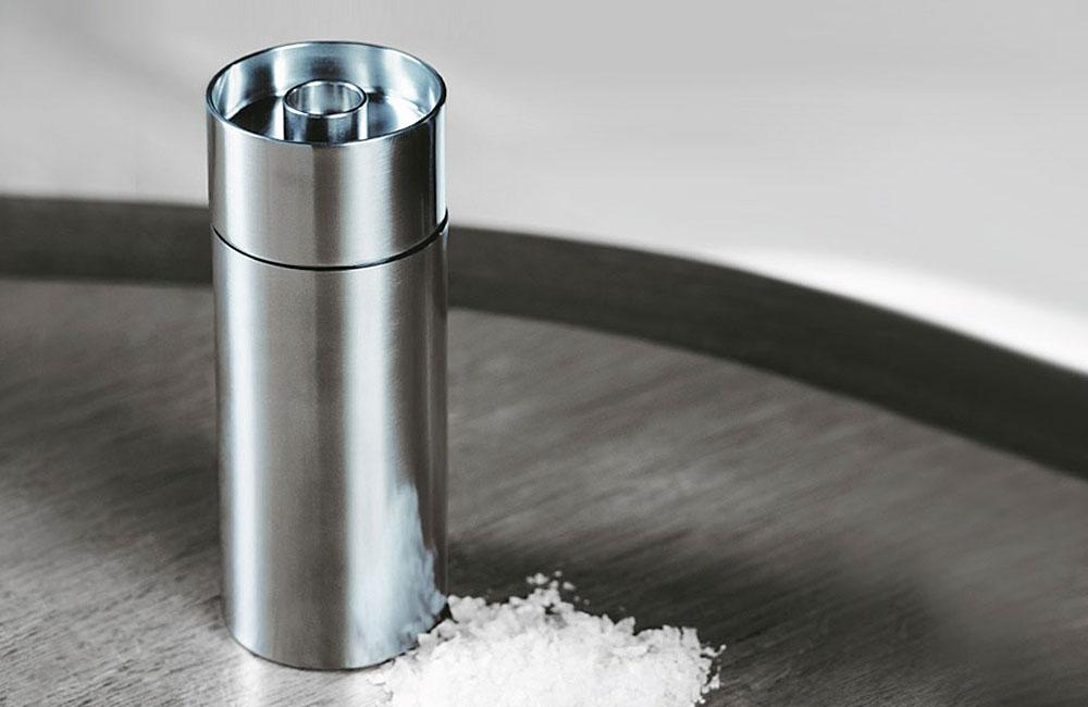 Stelton-Arne-Jacobsen-Pfeffer-Muehle-Edelstahl-Best-Of-Design