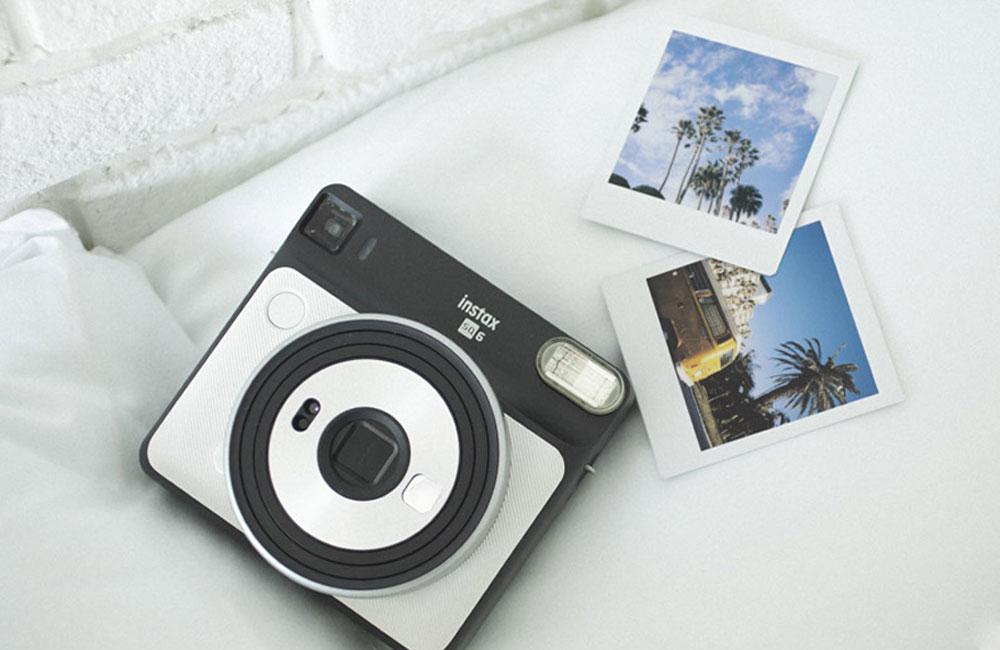 Fujifilm-Instax-Square-SQ6-Sofortbild-Polaroid-Weiss
