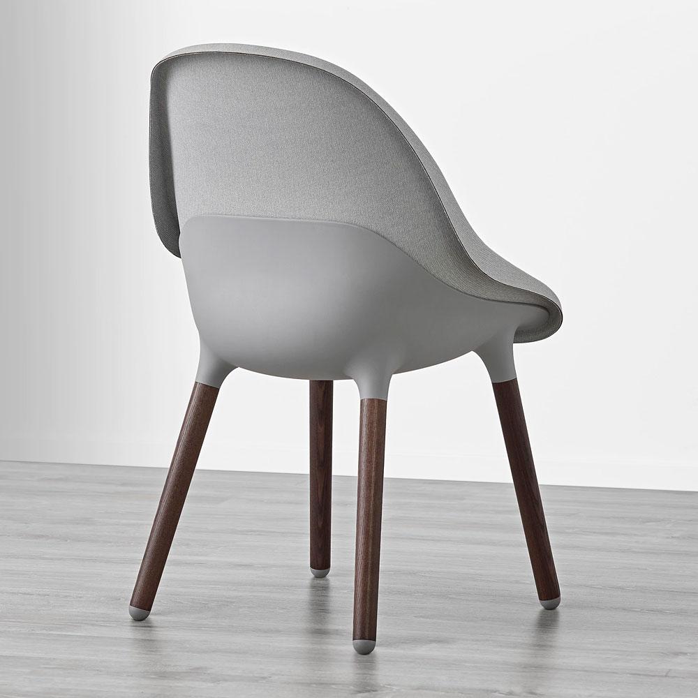 ikea baltsar: attraktiver stuhl, der sich ohne werkzeug aufbauen