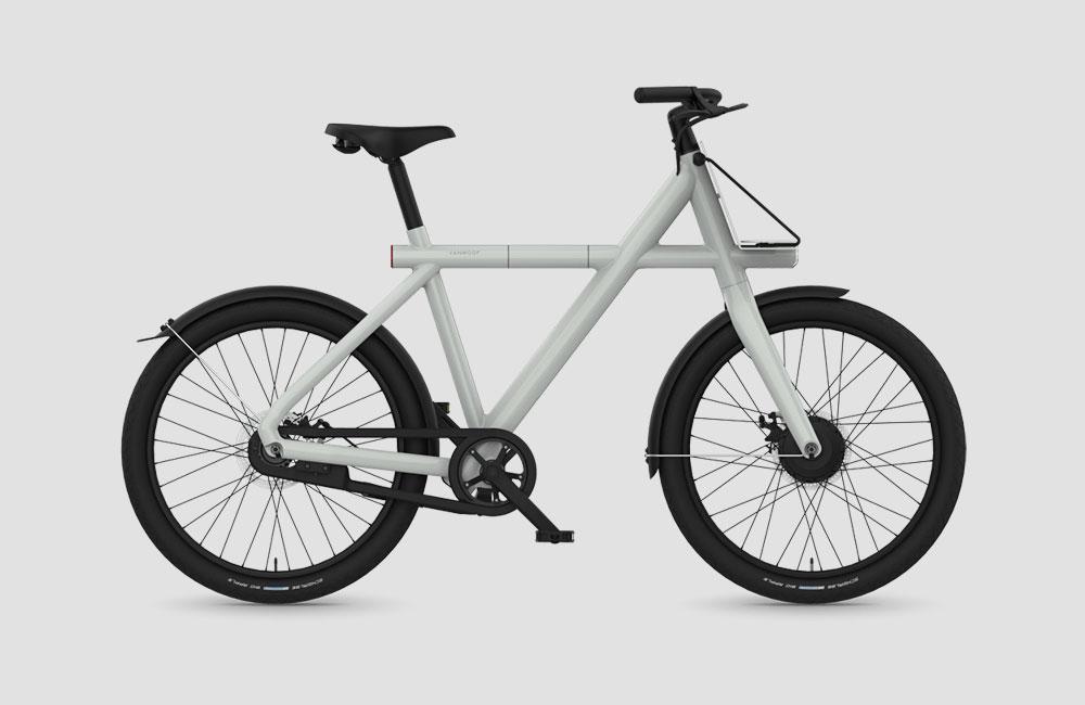vanmoof electrified x2 urban e bike 2018 unhyped. Black Bedroom Furniture Sets. Home Design Ideas
