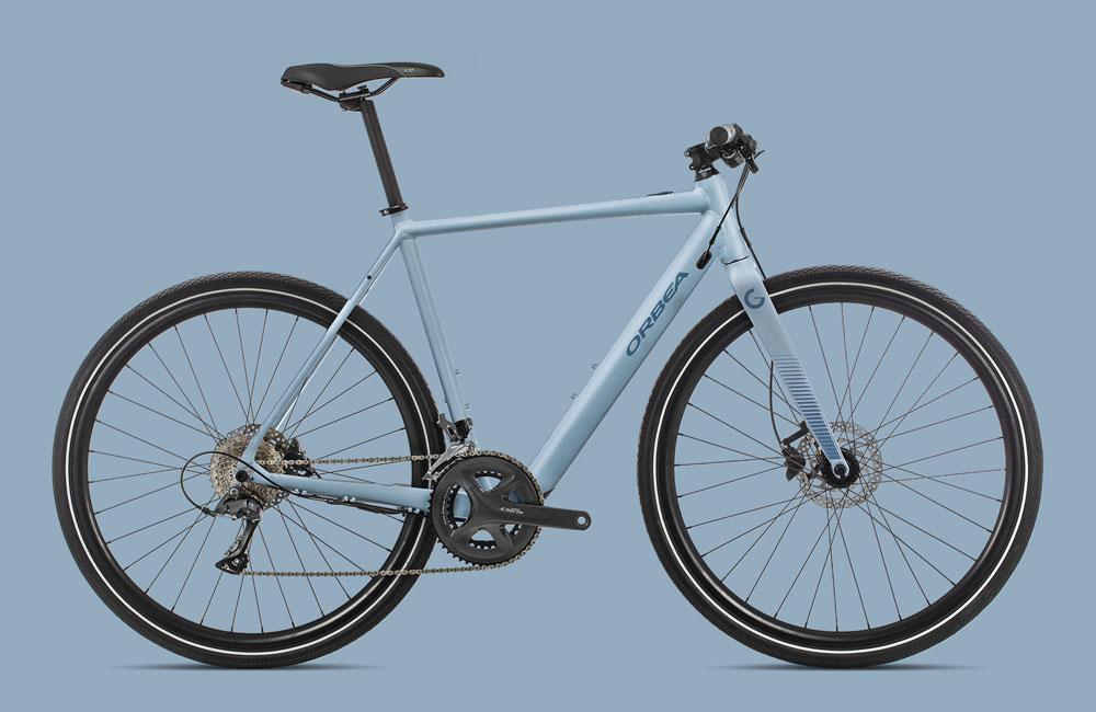 orbea gain urban e bike 2019 blue unhyped. Black Bedroom Furniture Sets. Home Design Ideas