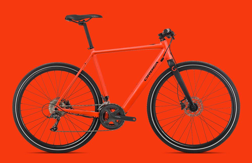 orbea gain urban e bike 2019 red unhyped. Black Bedroom Furniture Sets. Home Design Ideas