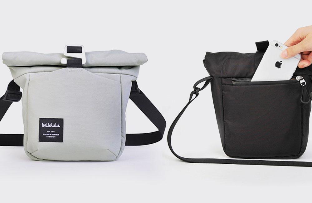 kompakte fototasche f r systemkameras hellolulu norris. Black Bedroom Furniture Sets. Home Design Ideas